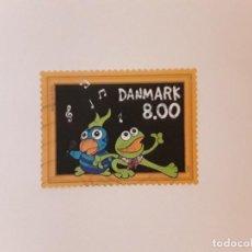 Selos: AÑO 2013 DINAMARCA SELLO USADO. Lote 266841799