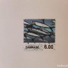 Selos: AÑO 2013 DINAMARCA SELLO USADO. Lote 266841824