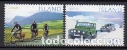 SELLOS NUEVOS DE ISLANDIA 2004, YT 994/ 95 (Sellos - Extranjero - Europa - Islandia)