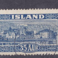 Sellos: FC3-128- ISLANDIA YT 118. Lote 272278723