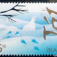 Timbres: ISLANDIA 2004 NAVIDAD SELLO USADO. Lote 275182838