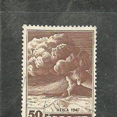 Sellos: ISLANDIA 1948 - YVERT NRO. 211 - USADO. Lote 275201908