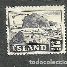 Timbres: ISLANDIA 1950 - YVERT NRO. 232 - USADO. Lote 275202063