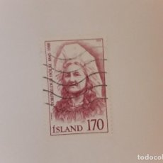 Sellos: AÑO 1979 ISLANDIA SELLO USADO. Lote 287998658
