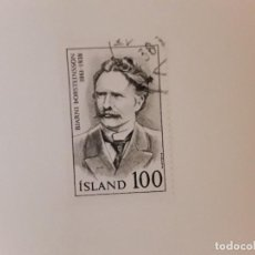 Sellos: AÑO 1979 ISLANDIA SELLO USADO. Lote 287998693
