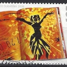 Sellos: ISLANDIA 2010 - EUROPA, LIBROS INFANTILES - USADO. Lote 288709063