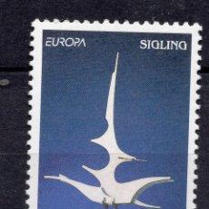 Sellos: ISLANDIA 1993 EUROPA , MICHEL 786. Lote 291579288