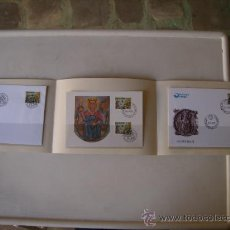 Sellos: BLISTER EMISION COMUN,ALAND-FEROE.AÑO 1995. Lote 32430184