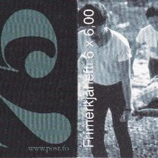 Sellos: 392MH CARNET CON 6 SELLOS DE LAS ISLAS FEROE DEL AÑO 2001 DE LA CRUZ ROJA (RED CROSS). Lote 61345907