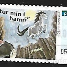 Timbres: FEROE. Lote 68722337