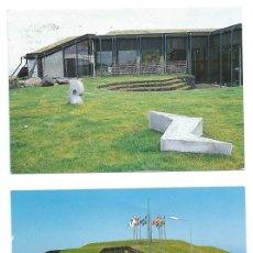 Sellos: ISLAS FERÖE CON SELLO EN EL REVERSO. 1994. Lote 69901313
