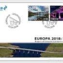 Sellos: FAROE ISLANDS 2018 - EUROPA C.E.P.T. BRIDGES FDC. Lote 167726036
