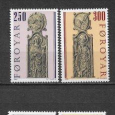 Sellos: ISLAS FEROE 1984 ** SC 102-105 (4) - 5/46. Lote 168368172