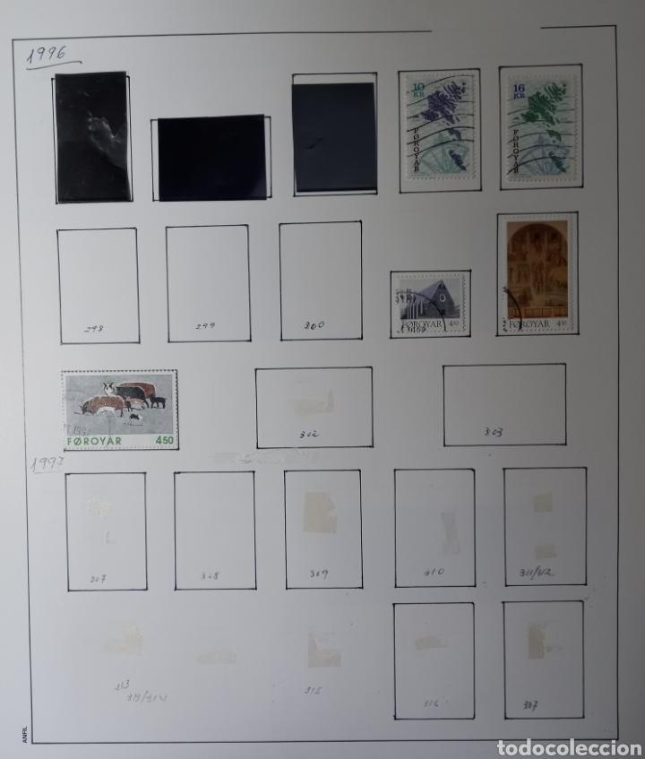 Sellos: Colección de sellos de Islas Feroe muy completa hasta el 95, y preparada hasta el 07 Album Anfil - Foto 13 - 260766960