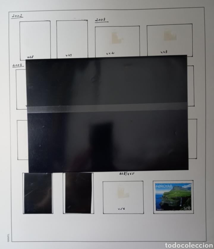 Sellos: Colección de sellos de Islas Feroe muy completa hasta el 95, y preparada hasta el 07 Album Anfil - Foto 18 - 260766960