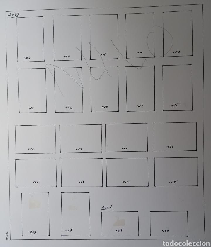Sellos: Colección de sellos de Islas Feroe muy completa hasta el 95, y preparada hasta el 07 Album Anfil - Foto 20 - 260766960