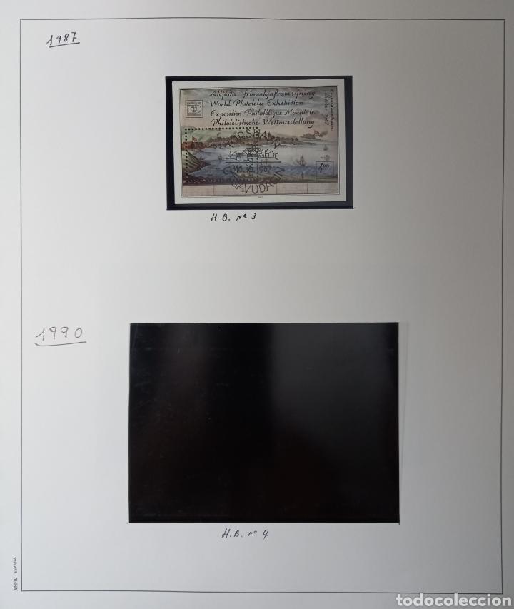Sellos: Colección de sellos de Islas Feroe muy completa hasta el 95, y preparada hasta el 07 Album Anfil - Foto 32 - 260766960