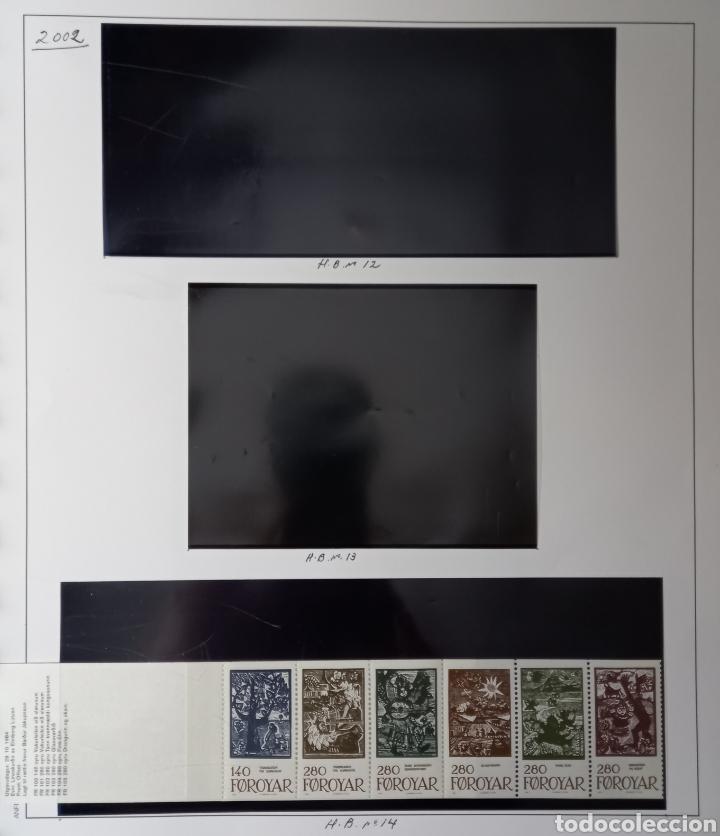 Sellos: Colección de sellos de Islas Feroe muy completa hasta el 95, y preparada hasta el 07 Album Anfil - Foto 37 - 260766960