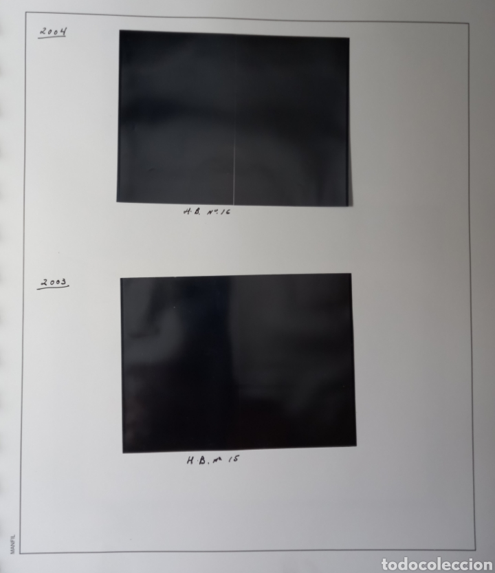 Sellos: Colección de sellos de Islas Feroe muy completa hasta el 95, y preparada hasta el 07 Album Anfil - Foto 38 - 260766960