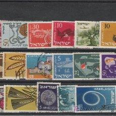 Sellos: ISRAEL BINITO LOTE DE SELLOS . Lote 4869485
