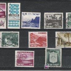 Sellos: ISRAEL LOTE DE SELLOS . Lote 6537783