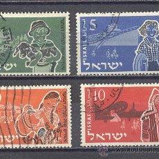 Sellos: ISRAEL, SELLO USADO. Lote 24207887