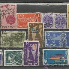 Sellos: ISRAEL LOTE DE SELLOS . Lote 27895992