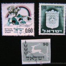 Sellos: ISRAEL - LOTE DE SELLOS. Lote 38087898