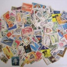 158 sellos usados ISRAEL