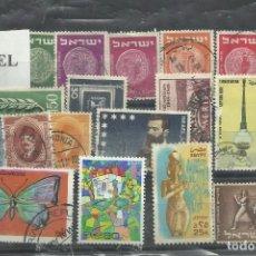 Sellos: COLECCIÓN DE SELLOS DE ISRAEL. Lote 103327911