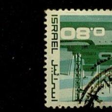 Sellos: LOTE DE SELLOS ANTIGUOS USADOS DE ISRAEL. Lote 109413435