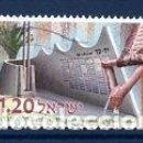 Sellos: ISRAEL.- CATÁLOGO YVERT Nº 1306, EN USADO.. Lote 116945563