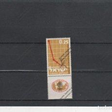Sellos: ISRAEL Nº 217 (**). Lote 120250307