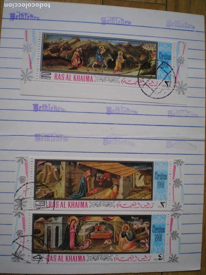 Sellos: SELLOS DE LA CIUDAD DE BELEN, CRISMAS 1.971 - Foto 2 - 41564270