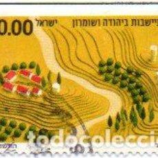 Sellos: ISRAEL.- SELLO DEL AÑO 1983, EN USADO. Lote 154374542