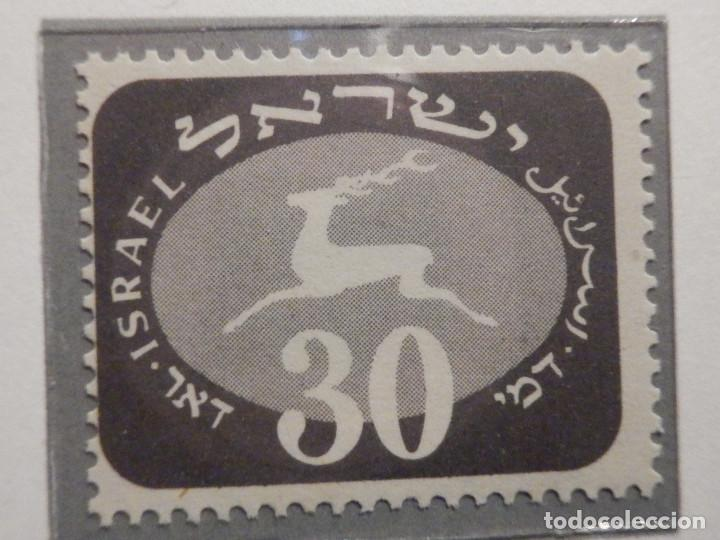 Sellos: Israel Tasas - Taxe - Segnatasse - Año 1952 Yvert & Tellier Nº 12 al 20 - Nuevos - Fiscales - Foto 5 - 194255221
