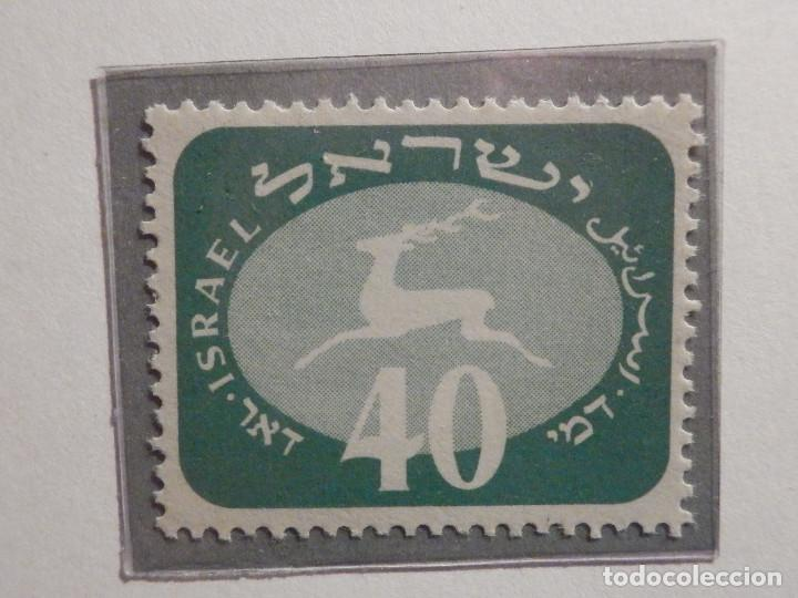 Sellos: Israel Tasas - Taxe - Segnatasse - Año 1952 Yvert & Tellier Nº 12 al 20 - Nuevos - Fiscales - Foto 6 - 194255221