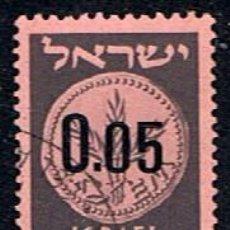 Sellos: ISRAEL // YVERT 166 // 1960 ... USADO. Lote 195418516