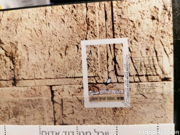 Sellos: Israel Hbs 1978 a 1980 con matasellos conmemorativos - Foto 2 - 200752238