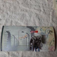 Sellos: 1995 CAMPOS CONCENTRACIÓN LIBERACIÓN HOJAS BLOQUE PERFECTOS FILATELIA COLISEVM. Lote 203624208