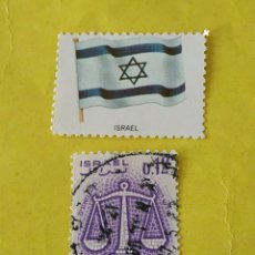 Sellos: ISRAEL (D1) - 1 SELLO CIRCULADO. Lote 205130946