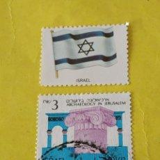 Sellos: ISRAEL (E3) - 1 SELLO CIRCULADO. Lote 205137227