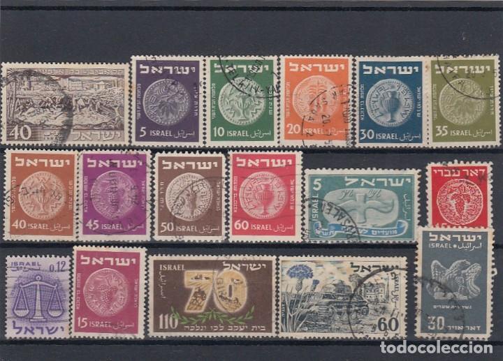 Sellos: Colección de sellos de israel. Usados. - Foto 2 - 210182626