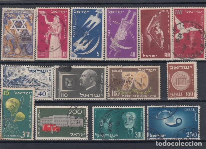 Sellos: Colección de sellos de israel. Usados. - Foto 3 - 210182626