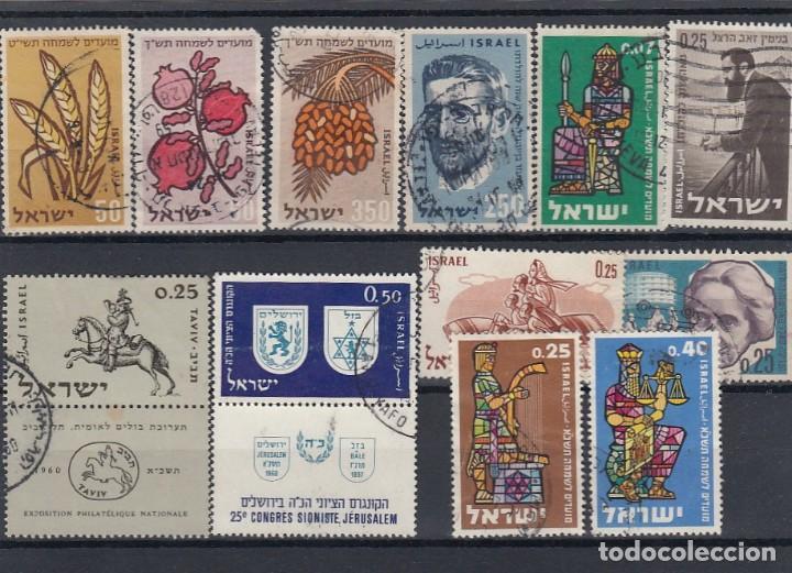 Sellos: Colección de sellos de israel. Usados. - Foto 7 - 210182626