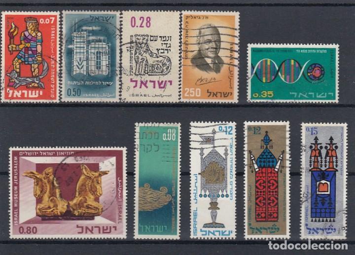 Sellos: Colección de sellos de israel. Usados. - Foto 9 - 210182626