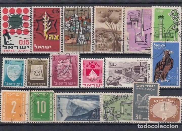 Sellos: Colección de sellos de israel. Usados. - Foto 10 - 210182626