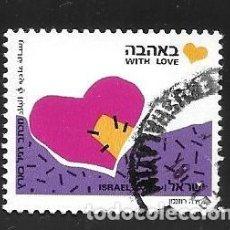 Sellos: ISRAEL. Lote 224348967