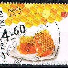 Sellos: ISRAEL Nº 2059, APICULTURA, USADO. Lote 227236255