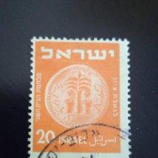 Sellos: ISRAEL 20 LIBRA AÑO 1951.. Lote 268443619